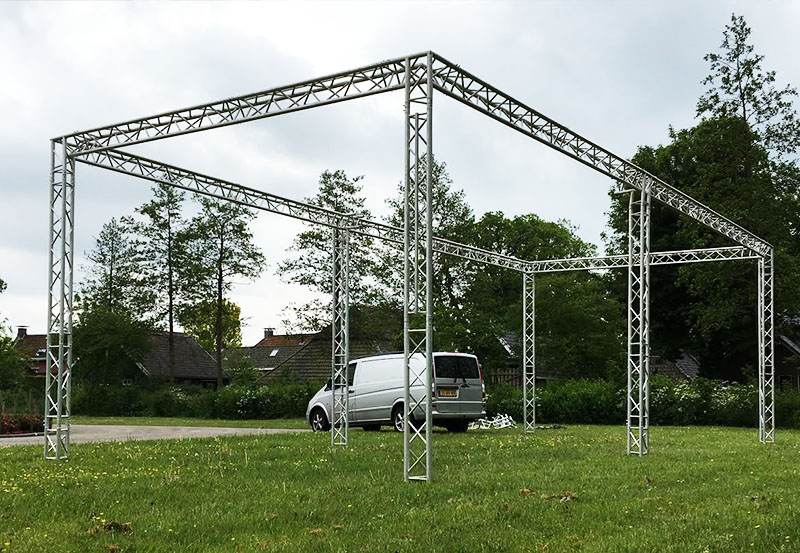 Truss carre
